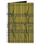 Tropic Bamboo Decor Journal