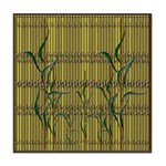 Tropic Bamboo Decor Tile Coaster