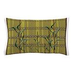 Tropic Bamboo Decor Pillow Case