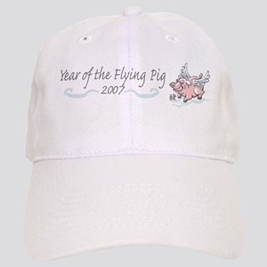Flying Pig 2007 Cap