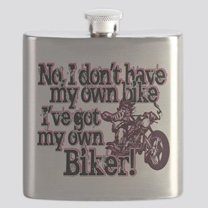 Got My Own Biker Flask