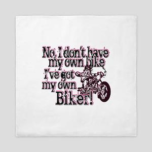 Got My Own Biker Queen Duvet