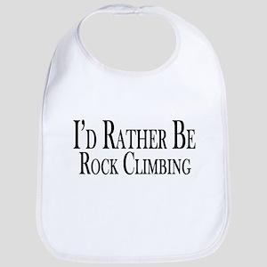 Rather Be Rock Climbing Bib