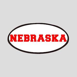 nebraska-fresh-red Patches
