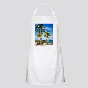 Islamorada, Florida - Day at the Beach Apron
