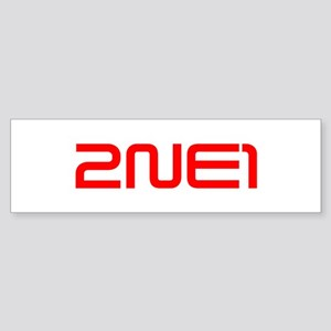 2ne1 Bumper Sticker