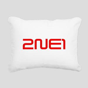 2ne1 Rectangular Canvas Pillow
