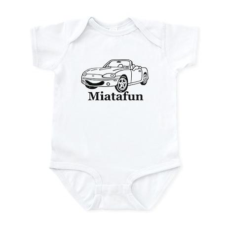 Miatafun Infant Bodysuit