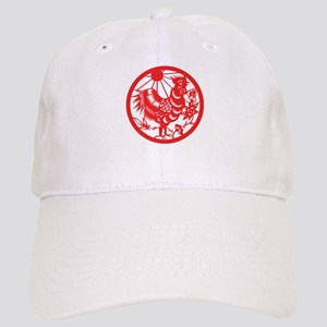 Zodiac, Year of the Rooster Baseball Cap