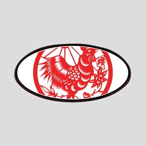 Zodiac, Year of the Rooster Patches