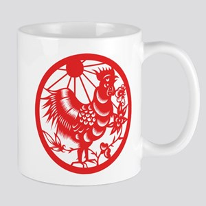 Zodiac, Year of the Rooster Mugs