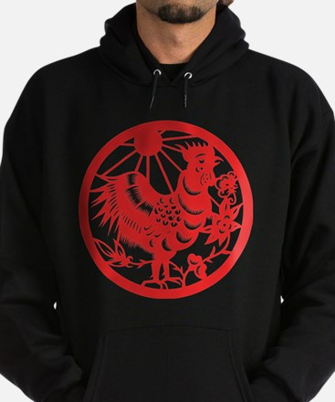 Zodiac, Year of the Rooster Hoodie