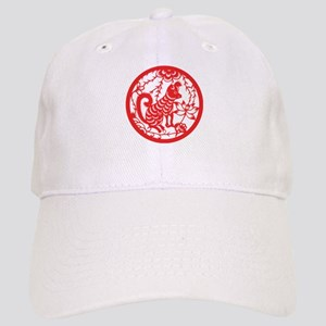 Zodiac, Year of the Dog Baseball Cap
