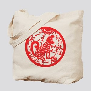Zodiac, Year of the Dog Tote Bag