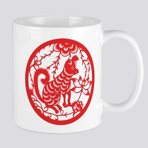 Zodiac, Year of the Dog Mugs