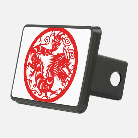 Zodiac, Year of the Dragon Hitch Cover