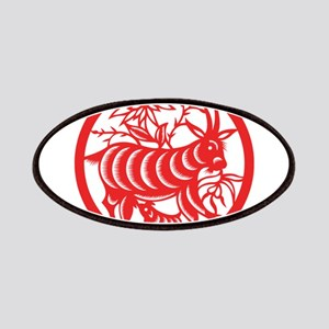 Zodiac, Year of the Goat Patches