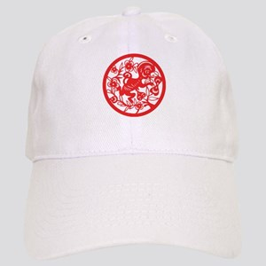 Zodiac, Year of the Monkey Baseball Cap