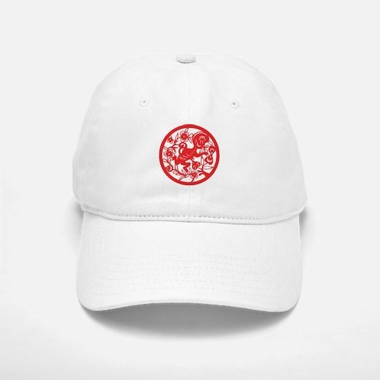 Zodiac, Year of the Monkey Baseball Baseball Baseball Cap