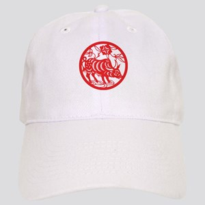 Zodiac, Year of the Ox Baseball Cap