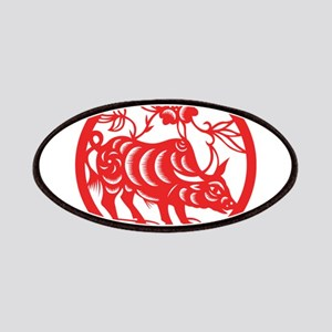 Zodiac, Year of the Ox Patches