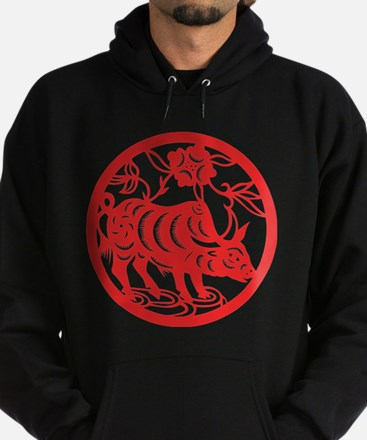Zodiac, Year of the Ox Hoodie