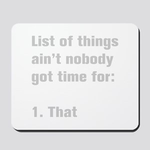 list-of-things-akz-gray Mousepad