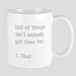 list-of-things-akz-gray Mugs