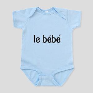 le bebe-2 Body Suit