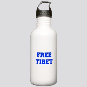 FREE-TIBET-FRESH-BLUE Water Bottle