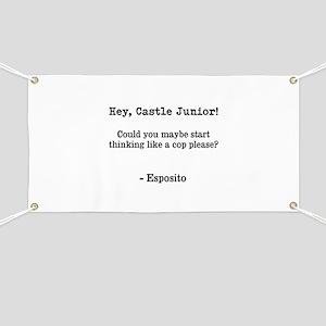 Castle Jr. Banner