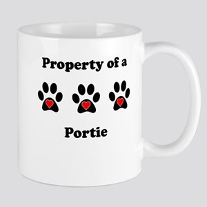 Property Of A Portie Mugs