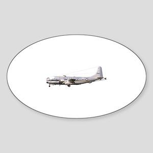KC-97 Stratotanker Sticker (Oval)