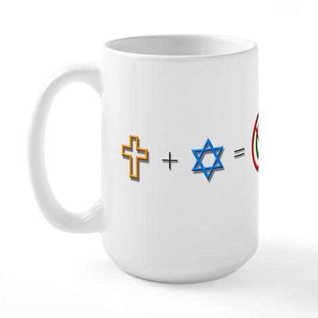 The Ultimate Insult Large Mug