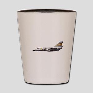 F-106 Delta Dagger Fighter Shot Glass