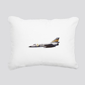 F-106 Delta Dagger Fighter Rectangular Canvas Pill