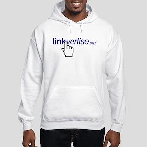 Linkvertise.org Hooded Sweatshirt