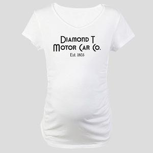 Diamond T Maternity T-Shirt