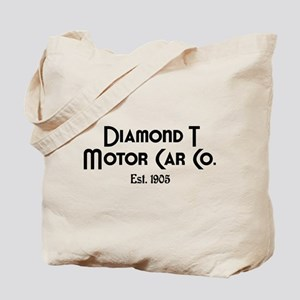 Diamond T Tote Bag