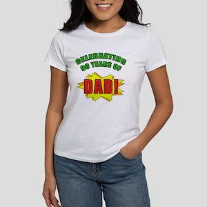 Celebrating Dad's 90th Birthday Women's T-Shirt
