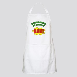 Celebrating Dad's 90th Birthday Apron
