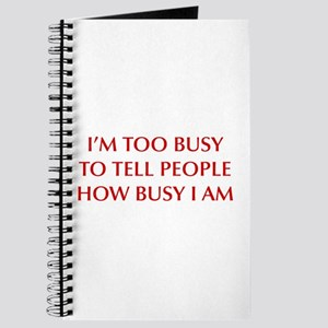 IM-TOO-BUSY-OPT-DARK-RED Journal