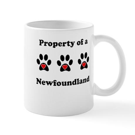 Property Of A Newfoundland Mugs