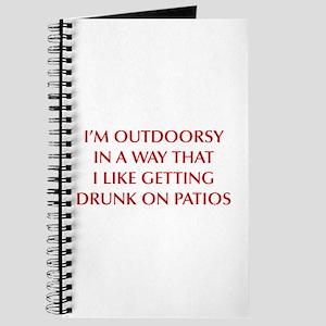 IM-OUTDOORSY-OPT-DARK-RED Journal