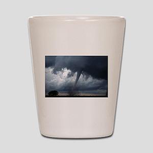 Tornado Shot Glass