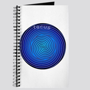 Focus Blue Journal
