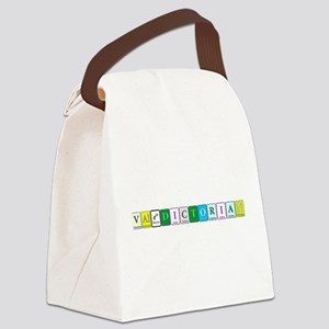 Valedictorian Canvas Lunch Bag
