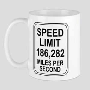 Speed of Light, Mug