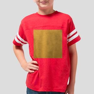 Yellow wall Youth Football Shirt