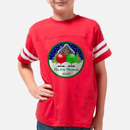 ornament21 Youth Football Shirt